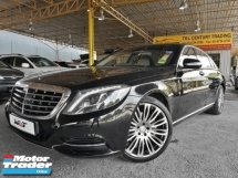 2015 MERCEDES-BENZ S-CLASS S400L 3.5 (A) AMG HYBRID GOOD CONDITION PROMOTION PRICE.
