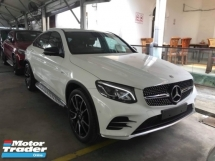 2017 MERCEDES-BENZ GLC 43 AMG COUPE 4 MATIC PREMIUM
