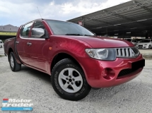 2009 MITSUBISHI TRITON Mitsubishi Triton 2.5 MT TIPTOP CONDITION 1OWNER