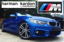 2014 BMW 4 SERIES 2014 BMW 428i 2.0 M Sport Coupe ( RECON ) Call us Price Can BIG Nego Nego ( Boss want cash dont want Car !!!)