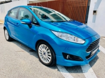 2013 FORD FIESTA 1.5 S FULL SERVICE RCD 1 MALAY OWNER