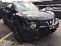 2012 NISSAN JUKE 1.6 (A) Registered 2014