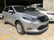 2017 TOYOTA HARRIER 2.0 SUNROOF 360 CAMERA UNREG JAPAN