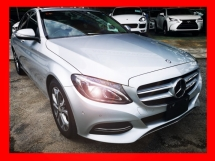 2015 MERCEDES-BENZ C-CLASS C180 AVANTGARDE HIGH SPEC HEAD UP DISPLAY/POWER BOOT - UNREG