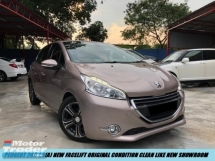 2016 PEUGEOT 208 1.6 STILL UNDER WARRANTY NEW FACELIFT ORIGINAL CONDITION LIKE NEW SHOWROOM UNIT