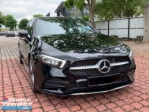 2018 MERCEDES-BENZ A250 A250 AMG Line