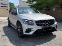 2018 MERCEDES-BENZ GLC GLC43 AMG Pre-Registered