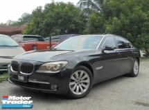 2009 BMW 7 SERIES 730Ld 3.0 F02 M-Sport Powerboot NAVI 3DVD Monitor ReverseCamera LikeNEW Reg.2013