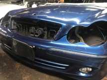 Mercedes Benz w203 Bumper depan Original Facelift  Exterior & Body Parts