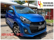 2015 PERODUA MYVI 1.5 ADVANCE FACELIFT (A) LEATHER SEAT 1 OWNER
