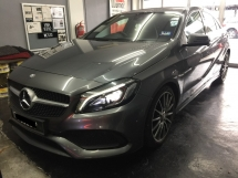 2015 MERCEDES-BENZ A-CLASS A200 AMG 32K KM Under Warranty Until 2020 Registered 2016 CKD