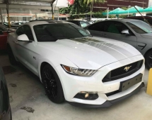 2017 FORD MUSTANG 5.0 GT 1 YEAR WARRATY UNREG