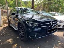 2018 MERCEDES-BENZ GLC 250 Langkawi LIMA Car