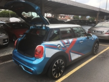 2015 MINI Cooper S 2.0 CBU (A) NICE CAR