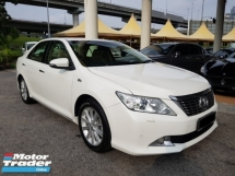 2012 TOYOTA CAMRY 2.5 (A)