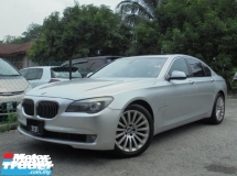 2010 BMW 7 SERIES 3.0 F02 Twin-PowerTurbo M-Sport NAVI ReverseCamera Powerboot Reg.2014