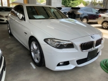 2014 BMW 5 SERIES 520i M sport package memory seat push start Japan unregistered