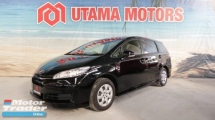 2016 TOYOTA WISH 1.8 X KEY START FABRIC SEATS MID YEAR SALE