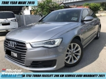 2015 AUDI A6 1.8 TFSI FACELIFT LOCAL SPEC TURBO CHARGED UNTIL WARRANTY 2021