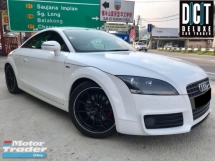 2009 AUDI TT 2.0 TFSI S-LINE PREMIUM HIGH SPEC ONE OWNER LIKE NEW CAR SHOWROOM CONDITION