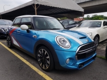 2015 MINI 5 DOOR F55 CBU