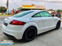 2011 AUDI TT 2.0 TFSI S-LINE FACELIFT TIP TOP ONE MALAY LADY OWNER