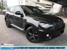 2010 BMW X6 X DRIVE 35I paddelshift powerboot 360 camera original condition like new