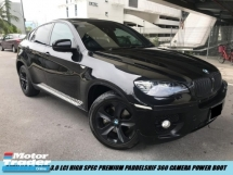2010 BMW X6 X DRIVE 35I paddelshift powerboot 360 camera original condition like new