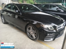 2017 MERCEDES-BENZ E-CLASS 220d 2.0 cc AMG DIESELTURBO 194 HP 9 SPEED AUTOMATIC GEARBOX REVERSE CAMERA