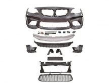 BMW F22 2 Series M2 Front Bumper Bodykit PP TW Exterior & Body Parts > Car body kits