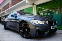 2016 BMW M COUPE M4 3.0 INTERIOR AND ROOF TOP CARBON
