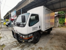 2004 MITSUBISHI CANTER FB511 1 TON BOX LORRY TIP TOP CONDITION