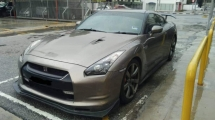 2008 NISSAN GT-R GT-R BLACK EDITION IMPORT NEW