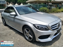 2015 MERCEDES-BENZ C-CLASS 2.0cc AMG JAPAN SPEC PRE CRASH LANE ASSIT SYSTEM MEMORY LEATHER SEATS REVERSE CAMERA