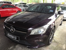 2015 MERCEDES-BENZ CLA 200 Service by C&C, MILEAGE 30k km, Warranty til End 2019