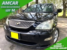 2003 TOYOTA HARRIER 240G PREMIUM L (A) 1 OWNER LOW PRICE 04