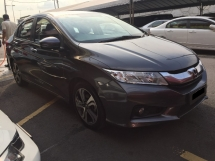 2014 HONDA CITY 1.5 V Full Service Record