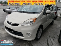 2010 PERODUA ALZA 1.5 EZi Auto TRUE YEAR MADE 2010 NO SST