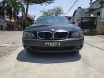 2006 BMW 7 SERIES 730 turbo diesel sports