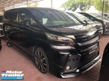 2016 TOYOTA VELLFIRE 2.5Z Golden Eyes