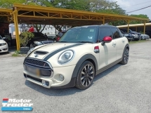 2015 MINI Cooper S 2.0 TWIN TURBO (A) *UK HIGH SPEC*