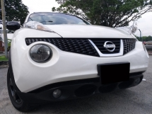 2012 NISSAN JUKE 1.6 TURBO (A) 1 LADY OWNER/ 5XK ORI MILEAGE/ F-LOAN