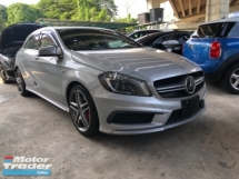 2015 MERCEDES-BENZ A45 Unreg Mercedes Benz A45 2.0 AMG Turbo Camera 4Matic Pre Crash 7G