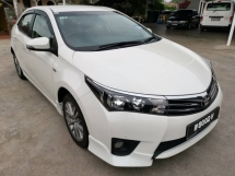2014 TOYOTA COROLLA ALTIS 1.8 E (A) - One Careful Owner