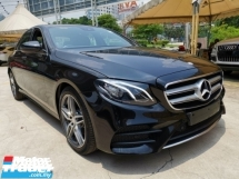 2017 MERCEDES-BENZ E-CLASS E220d AMG Line Unregister 1 YEAR WARRANTY