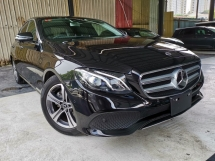 2017 MERCEDES-BENZ E-CLASS E200 AVANTGARDE SURROUND 4 CAMERA NFL UNREG