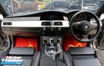 2009 BMW 5 SERIES Bmw 525i E60 M SPORT 2.5 LCi iDRIVE HUD TRUE 2009