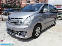 2015 HYUNDAI STAREX 2015 Hyundai GRAND STAREX 2.5(A) ROYALE PREMIUM