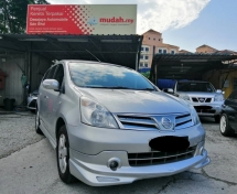 2012 NISSAN GRAND LIVINA 1.8 Luxury (A) True year made