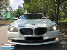 2010 BMW 7 SERIES 730LI  3.0 (A) - LOCAL BMW ALMOST LIKE NEW
